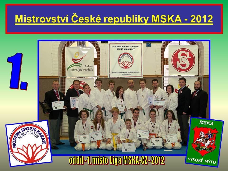 2012 Mistrovstvi republiky